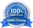 100% Risk-Free Guarantee Seal - Ortho Scholar